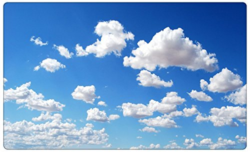 Himmel Wolken Sky Sonne Wandtattoo Wandsticker Wandaufkleber R1340 Größe 40 cm x 60 cm
