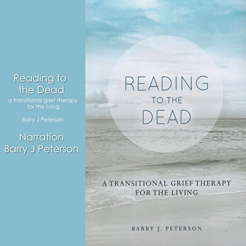 Reading to the Dead audiobook cover art