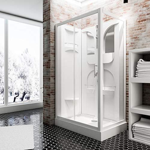 Cabina de ducha spa