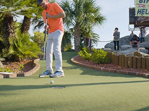 It's Cutthroat Competition at the Masters of Mini Golf