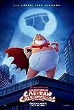 CAPTAIN UNDERPANTS (2017) Original Movie Poster 27x40 - Dbl-Sided - Kevin Hart - Ed Helms - Jordan Peele - Kristen Schaal