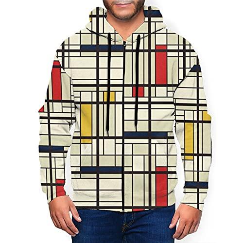 Sudaderas con capucha para hombre Patrón de rayas populares (2) Sudadera con capucha 3d Impreso Chaqueta Cremallera Pullover Sudadera Camisa