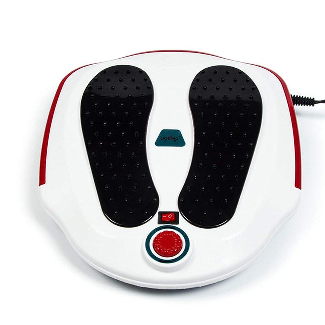 雇用葉を集める引き出し電気の フットマッサージャー、フルフットマッサージエクスペリエンス用ABS素材、循環系の改善、硬い筋肉の柔らかさ、痛みの緩和治療。 人間工学的デザイン