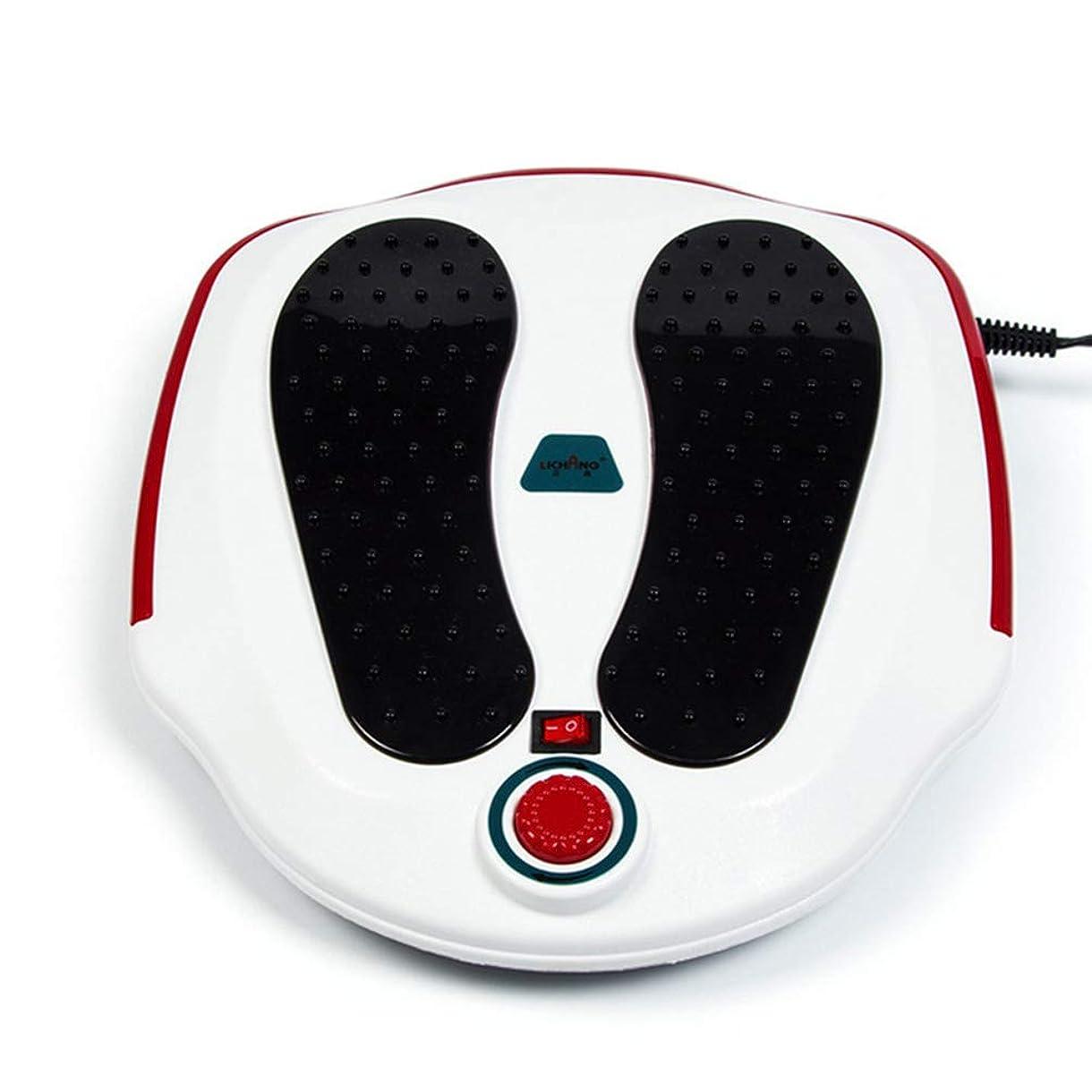 ひらめきフォロー大声で調整可能 フットマッサージャー、フルフットマッサージエクスペリエンス用ABS素材、循環系の改善、硬い筋肉の柔らかさ、痛みの緩和治療。 リラックス