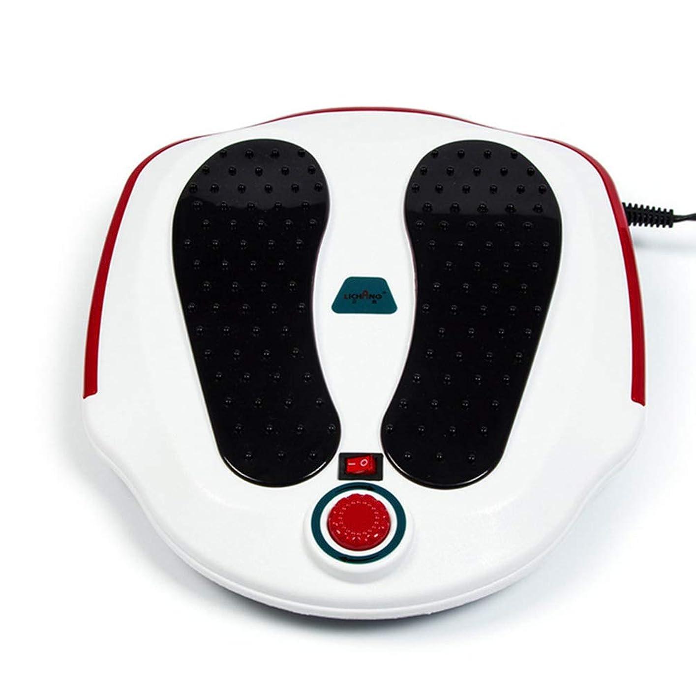 爵芽瀬戸際電気の フットマッサージャー、フルフットマッサージエクスペリエンス用ABS素材、循環系の改善、硬い筋肉の柔らかさ、痛みの緩和治療。 人間工学的デザイン
