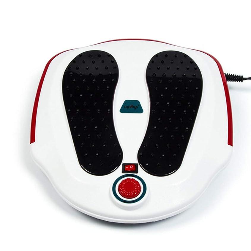 罰するフォーラム欠席調整可能 フットマッサージャー、フルフットマッサージエクスペリエンス用ABS素材、循環系の改善、硬い筋肉の柔らかさ、痛みの緩和治療。 リラックス