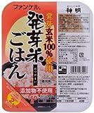 ファンケル発芽米ごはん (160g×1P×24個)