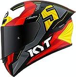 KYT TT Course Flux - Casco