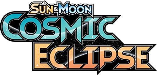 Pokemon COSMIC ECLIPSE Sun /& Moon Booster Box 36 packs New Sealed