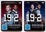 19-2 - Staffel 1 + Staffel 2 - DVD-Set - Die komplette erste und zweite Staffel [6 DVDs]
