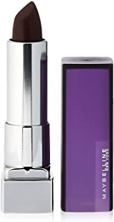 Maybelline New York Color Sensational Loaded Bolds Lipstick 885 Midnight Merlot