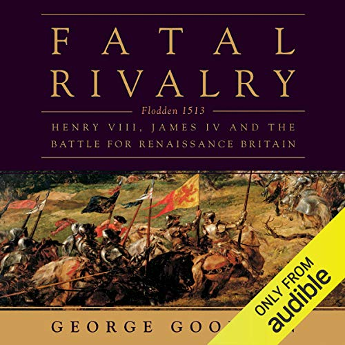 Fatal Rivalry audiobook cover art
