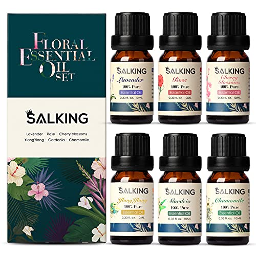 SALKING -   Ätherische Öle