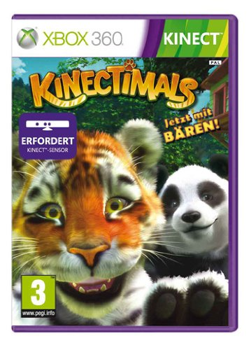 Kinectimals (Kinect erforderlich)