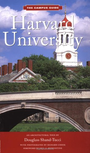 Harvard University An Architectural Tour The Campus Guide