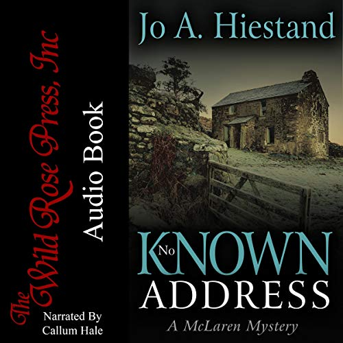 No Known Address audiobook cover art