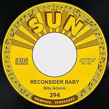 Reconsider Baby / Ruby Jane