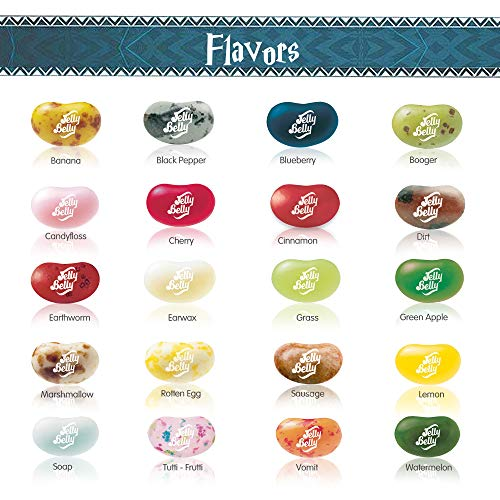 Jelly-Belly-Harry-Potter-Sweets-Bertie-Botts-Every-Flavour-Beans-Fun-and-Weird-Sweets-for-Parents-and-Children-35g-Box-of-12-Jelly-Beans-Gift