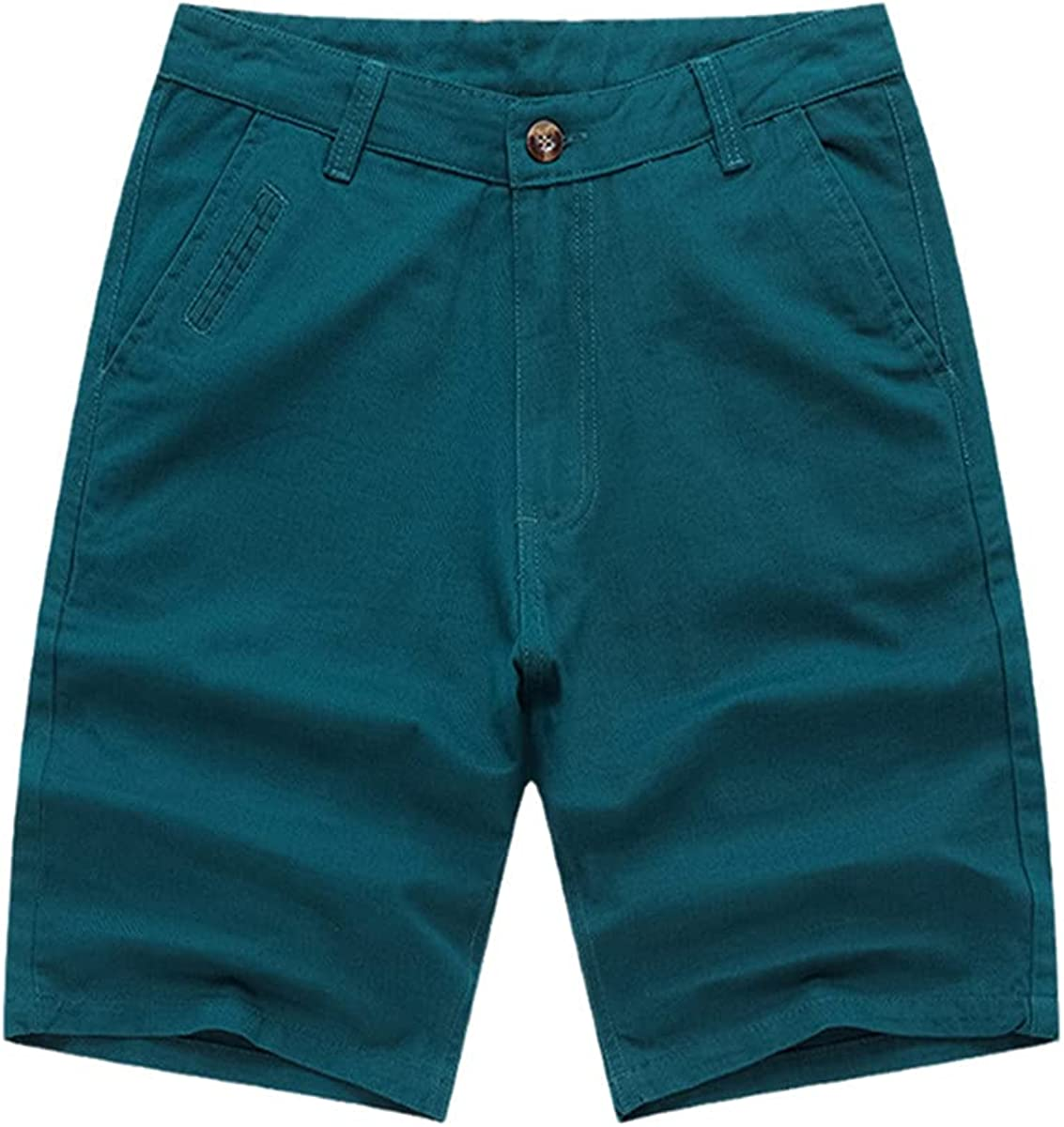 Summer Men's Casual Shorts, Pure Cotton Fashion Style Men's Shorts, Beach Pants