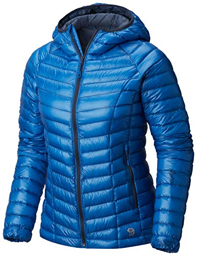 Mountain Hardwear Ghost Whisperer Hooded Down Women's Jacke - Medium