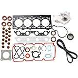 SCITOO Timing Belt Kit,Automotive Replacement Valve Cver Gasket fit 2000-2005...