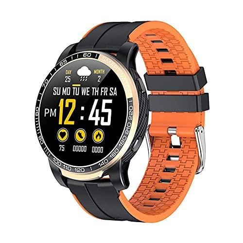 Reloj Inteligente Reloj Inteligente Deporte Banda Inteligente Monitor de Presión Arterial Pulsera Inteligente Pulsera Smartwatch Pulsera-2
