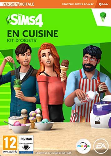 Les Sims 4 - Kit d'Objets En Cuisine   Téléchargement PC - Code Origin