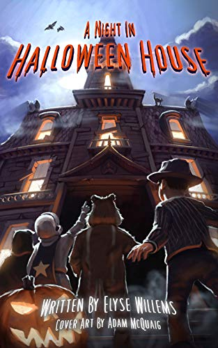 A Night in Halloween House