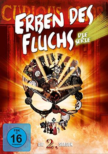 Erben des Fluchs - Die Serie, Die 2. Season [6 DVDs]