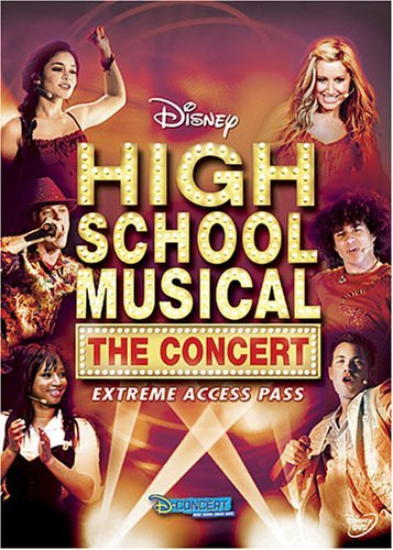 High School Musical: The Concert [DVD] [Region 1] [US Import] [NTSC]