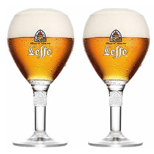 Leffe Glasses 33CL (Set of 2)