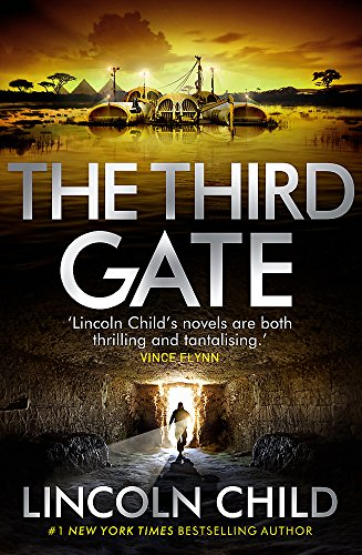 The Third Gate (Dr. Jeremy Logan, Band 2)