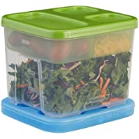 Rubbermaid 1806179 LunchBlox Salad Kit (Green)