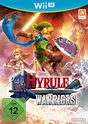 Hyrule Warriors - [Wii U]