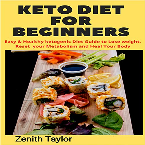 Keto Diet for Beginners Titelbild