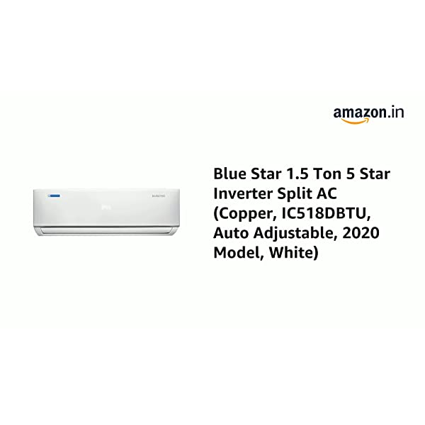 blue star ac 1.5 ton