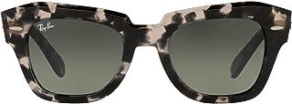 Rb2186 State Street Square Sunglasses