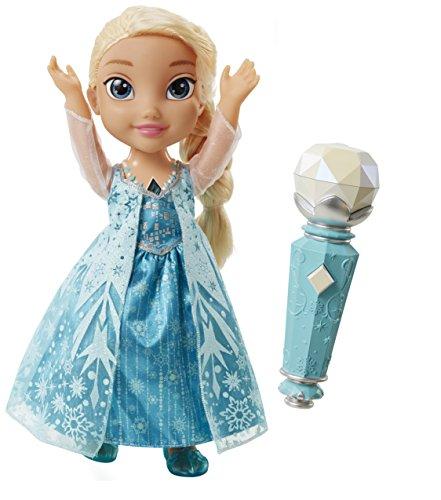 Disney Die Eisköniging – Völlig unverfroren – Singende Elsa Puppe (Englische Sprache) [UK Import]