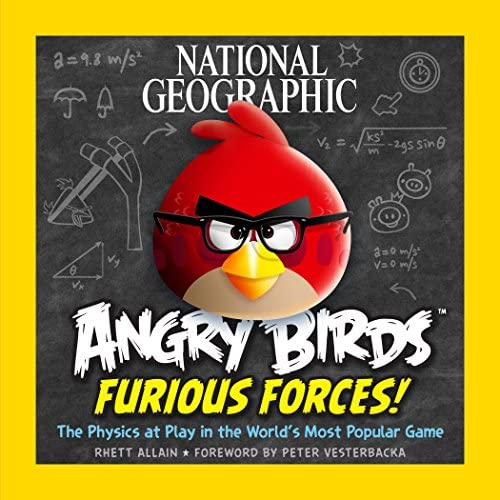 National Geographic Angry Birds Furious Forces The Physics at Play in the World s Most Popular product image
