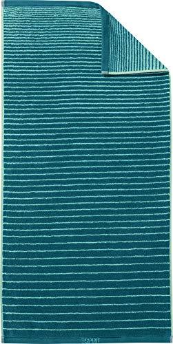 ESPRIT Handtuch Grade | 2 Turquoise - 50 x 100