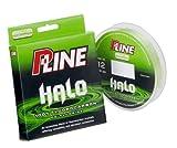 P-Line Halo Co-Fluoride Fluorocarbon Mist Green Angelschnur (200 Yard, 9 kg)