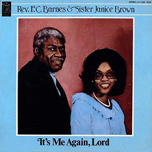 Rev. F.C. Barnes feat. Sister Janice Brown