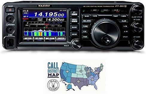 Bundle - 2 Items: Includes Yaesu Nashville-Davidson Mall Direct sale of manufacturer FT-991A VHF UHF HF Tra All-Mode
