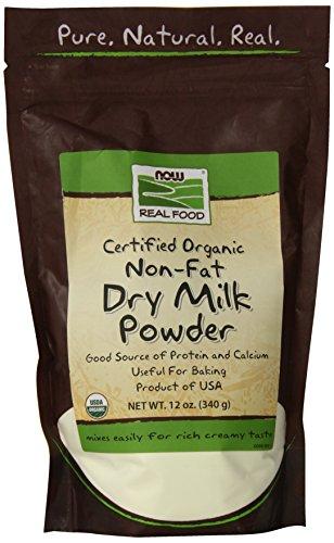 Organic Non-Fat Dry Milk Powder