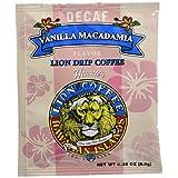 ライオンドリップコーヒー デカフェ バニラマカダミア×10袋