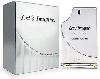Let's Imagine by Chris Adams for Men -100ml, Eau de Parfum-