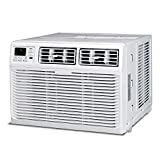 TCL 6W3ER1-A window-air-conditioner, 6,000 BTU, White