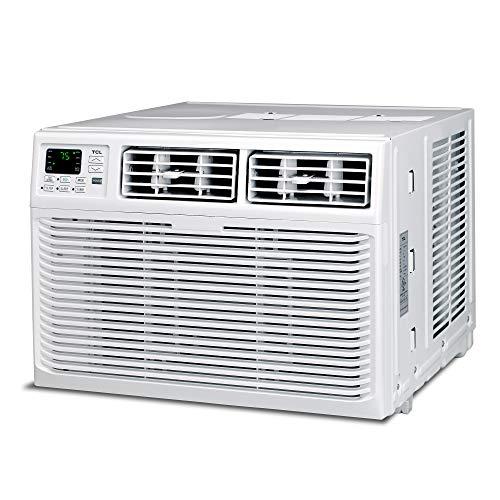 TCL 6W3ER1-A Home Series Window-air-Conditioner, 6,000 BTU, White