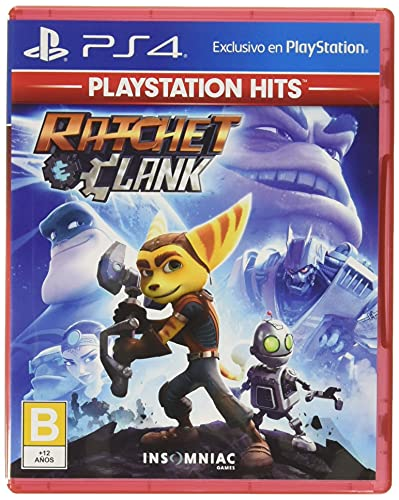 Ratchet & Clank - Hits - - Standard Edition - PlayStation 4
