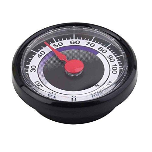 Draagbare handheld Accurate Duurzaam Analoge hygrometer vochtigheidsmeter voor Indoor Outdoor